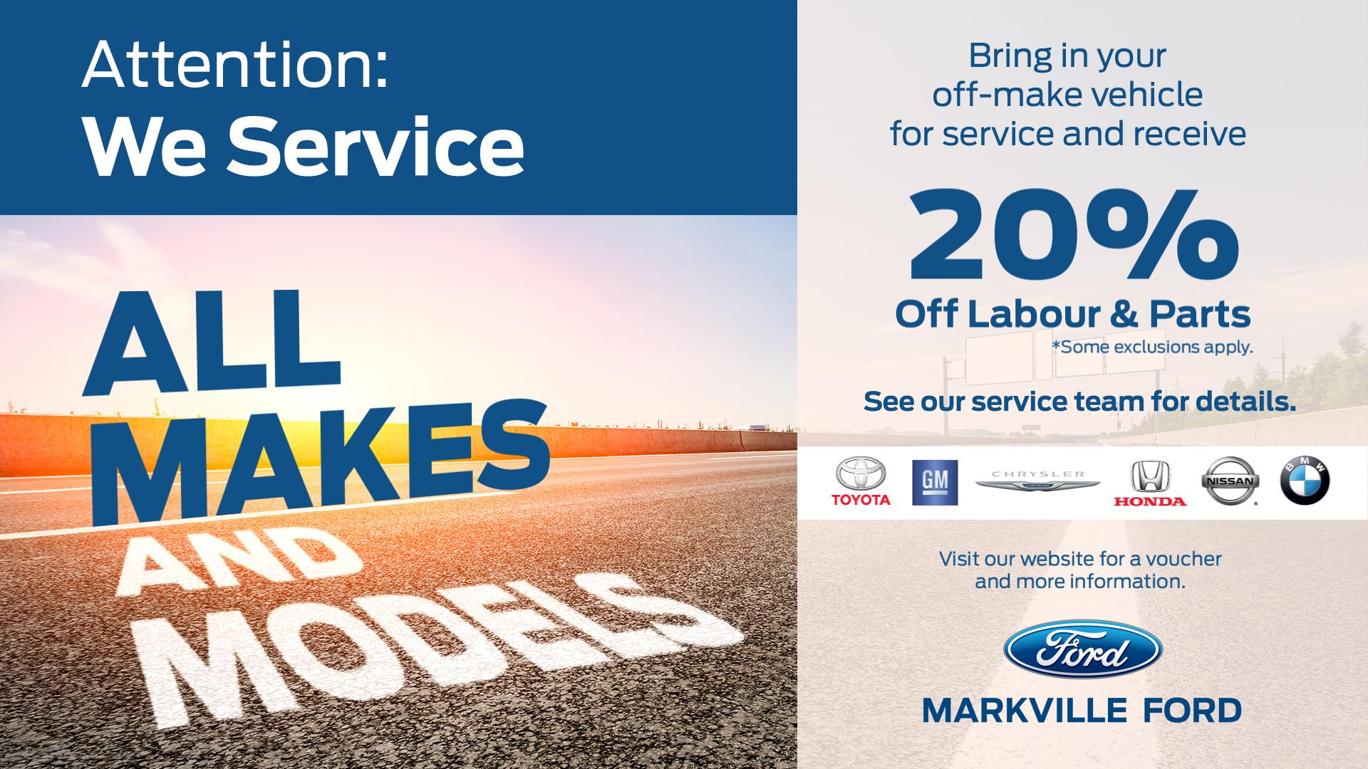 Off-Make Special-MarkvilleFord