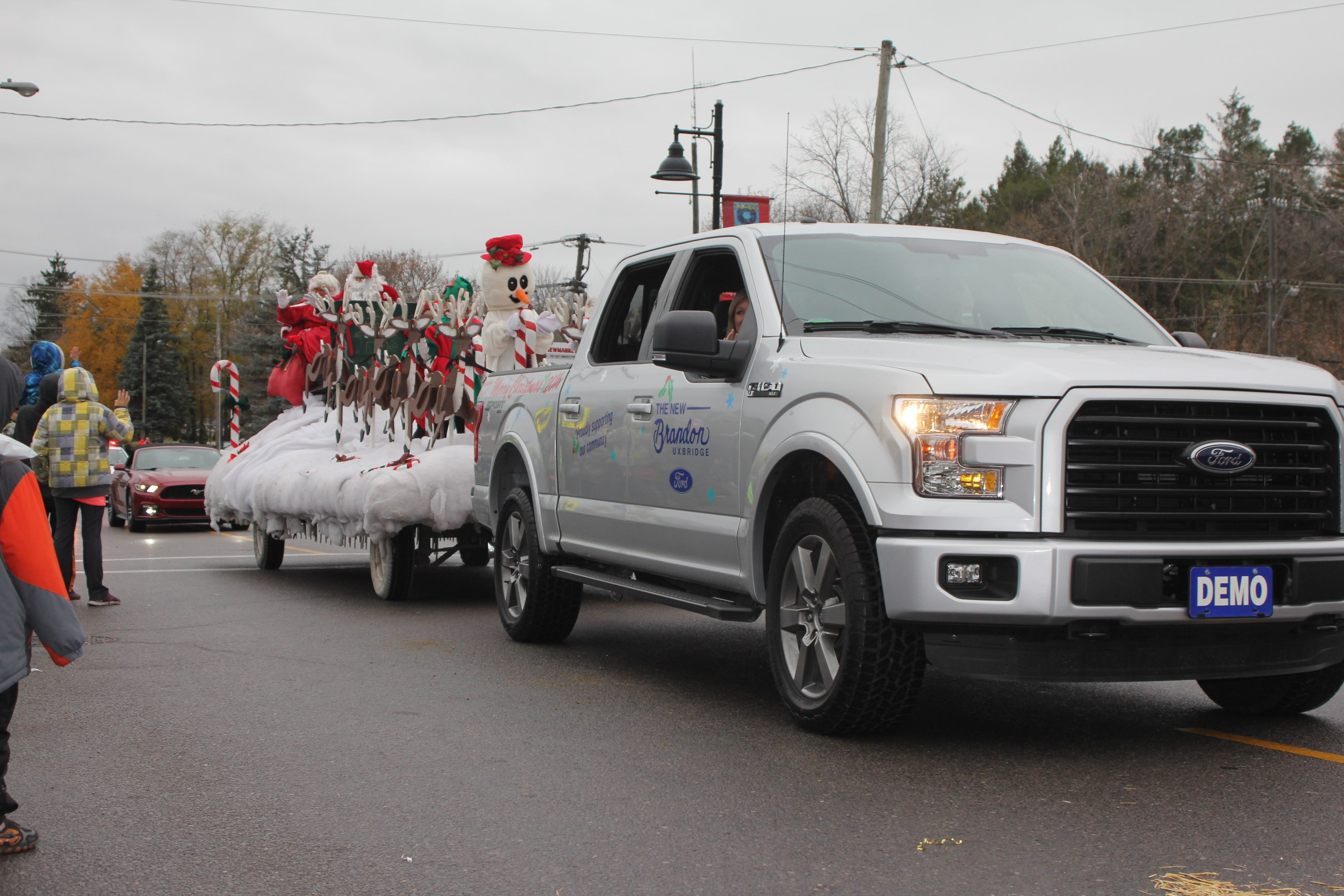 Santa Parade
