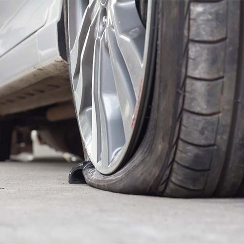 Platinum Tire & Rim Road Protection