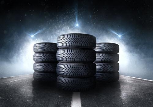 Buy 3 Tires, Get 1 Free!