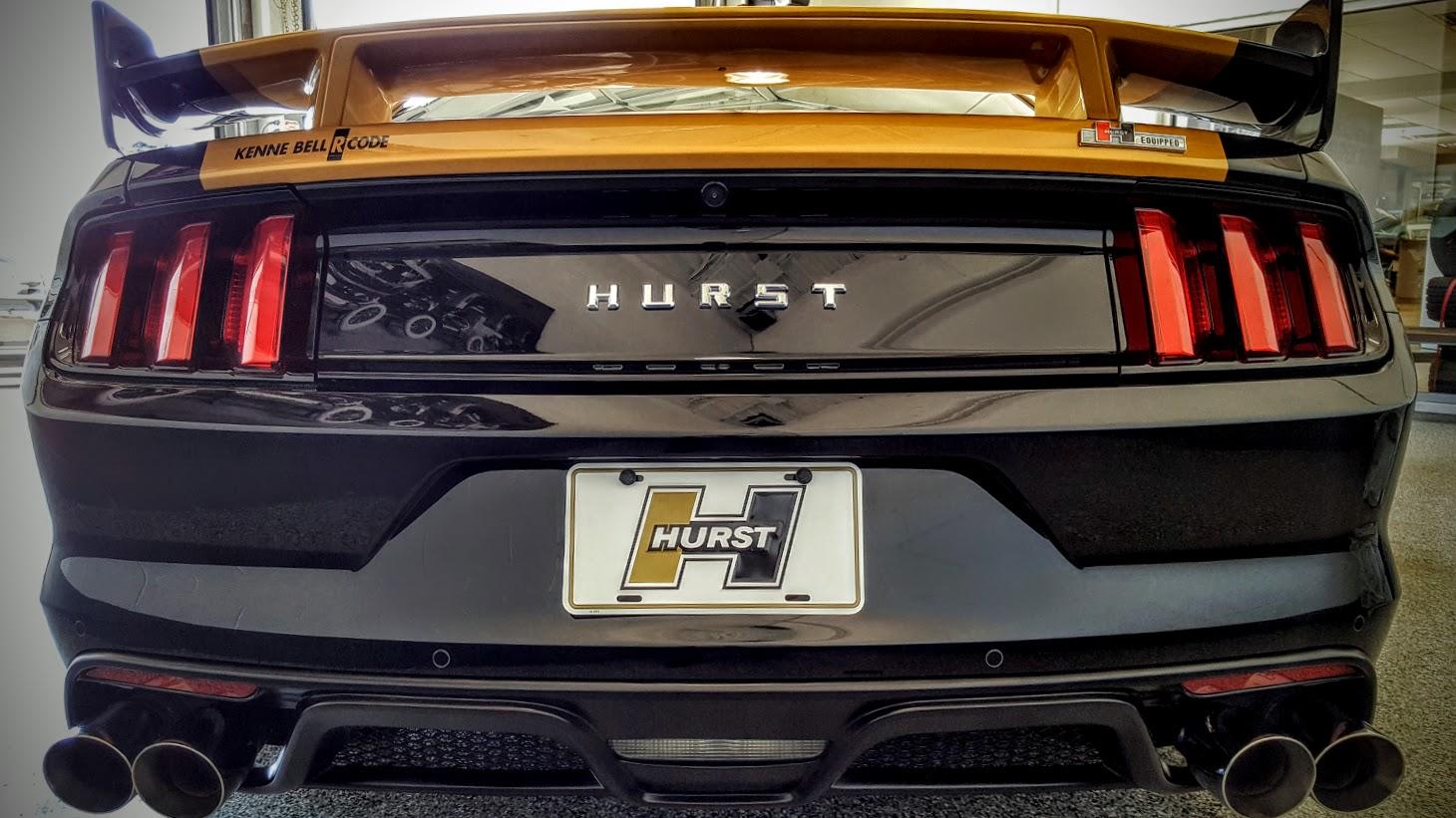 Mustang HURST @ Uxbridge Ford Uxbridge Ford Dealer ON