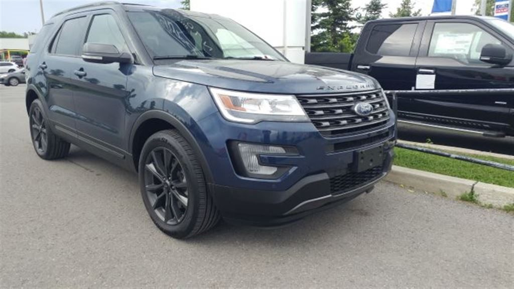 Ford Explorer 2017 Lease >> Demo Lease Takeover Uxbridge Ford